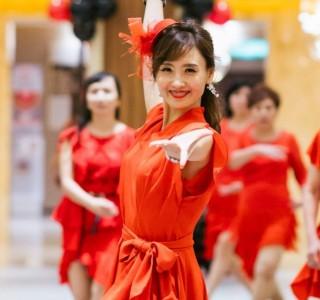 말레이시아 타와우 RED HOT PARTY